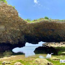 一個集合沖繩阿古豬,海灘,兩條沒有年齡限制的石滑梯,水上活動(SUP, 獨木舟), 和打卡絕景的隱世公園