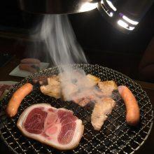 超級美味豬蹄燒肉 – 島豬七輪燒肉 滿味