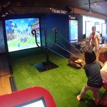 2019在Rycom Aeon 內的新室內遊樂場 – Heros