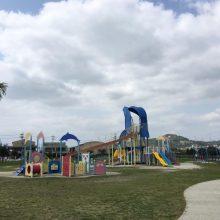 一個公園只玩15分鐘 – 縣立海豚公園….