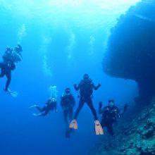 沖繩潛水 – Dream Hole