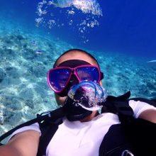 沖繩潛水秘點