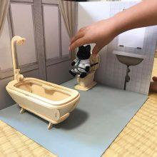 Can Do ¥100 店找到新玩具- 木裝立体模型
