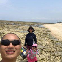 宜野灣礁池沙灘 – 亀瀨