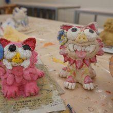沖繩石獅子製作體驗