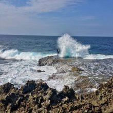 在沖繩颱風天, 最安全舒適的觀浪地點 – Parco City
