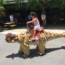 恐龍公園山原亞熱帶之森 – 未完成