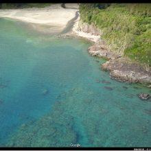 小瀑布海灘 – 嘉陽層の褶曲